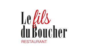 Le fils du boucher restaurant agence brand to design bordeaux creation