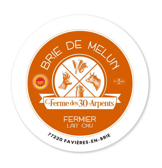 Agence de communication Brand to Design Bordeaux Rothschild La Ferme des trente Arpents