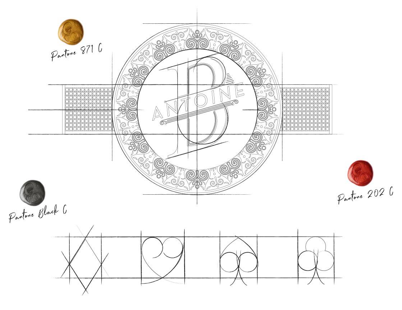 Agence de communication Brand to Design Bordeaux : logotype et identité visuelle
