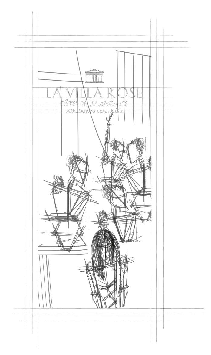 Agence de communication Brand to Design Bordeaux Cashvin Villa Rose