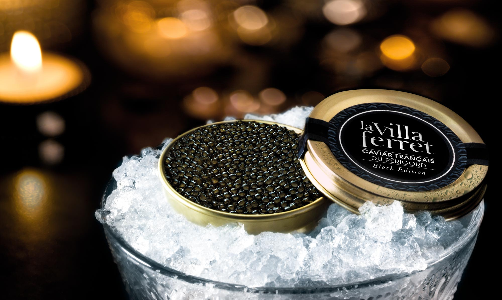 Agence de communication Brand to Design Bordeaux La Villa Ferret Caviar
